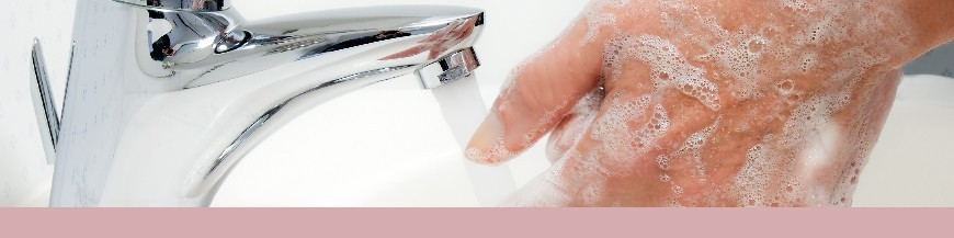 Hand cleaning & hygiene