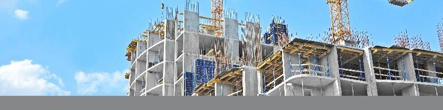 Produits pour l'industie de la construction